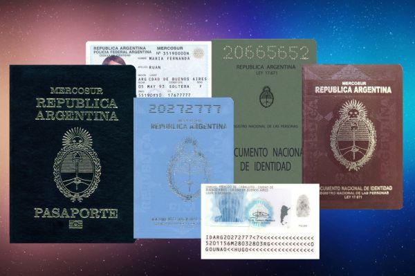 Importante qu documentos son v lidos para for Ministerio interior pasaporte