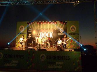 """""""Otra Vuelta Rock"""" tocará en el Taragüí Rock"""