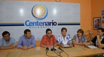 La Intendente Simonofski respondió a los Dichos del concejal radical Raúl Fernández