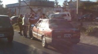 Corrientes: dos accidentes, en menos de cien metros