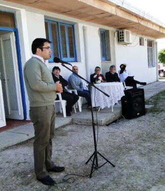 Se inauguró el nuevo laboratorio regional bacteriología en Machagai