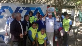 Ya están los representantes para el Nacional en Mar del Plata de los Juegos Evita para Adultos Mayores