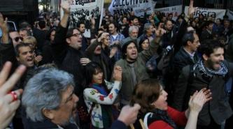 Jueves de paro general convocado por los gremios en toda la Argentina