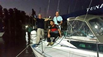 Buscan a cuatro argentinos que naufragaron en Brasil