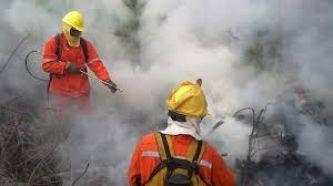 Varios incendios en la zona rural y también en zona urbana.