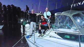 Siguen desaparecidos los cuatro argentinosviajaban en un velero por Brasil