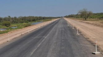 Reconstrucción de Ruta Nacional 95: última etapa