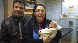 Resistencia: la beba abandonada se encuentra en buen estado de salud