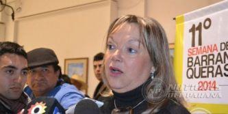 Azula anunció la repavimentación de la calle Brown