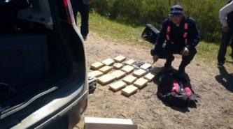 Un servicio Puerta a Puerta: Secuestran más de 14 kilogramos de Marihuana