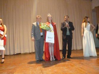 Priscila Yanotka es la reina de la Unión Checoslovaca