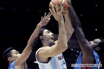 Argentina derrotó a Filipinas en un partido emocionante por 85 a 81