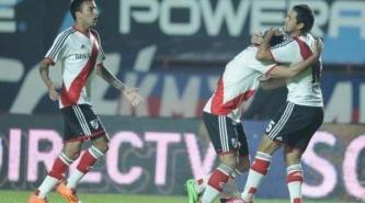 River gusto, ganó y lleno de goles a San Lorenzo