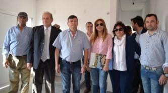 Peppo entregó las 40 viviendas del Gremio de los Judiciales en Villa Ángela