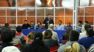 """Peppo: """"Hay demandas sin resolver por parte de la Municipalidad de Resistencia"""""""