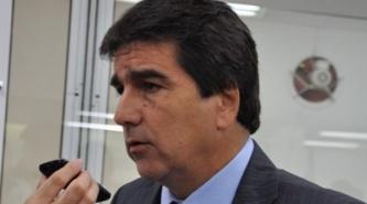 """Ricardo Sánchez: """"Vuelve Capitanich y cambia esto... en marzo no se vota"""""""