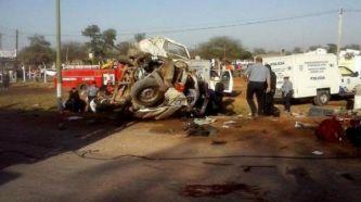 Trágico accidente en Santiago del Estero: al menos diez muertos