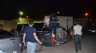 Villa Ángela: atrapan a cinco menores que realizaban robos a mano armada