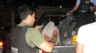 Ladrones en libertad, y un policía se debate entre la vida y la muerte