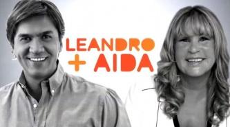 Leandro + Aída ponen primera rumbo al 2015