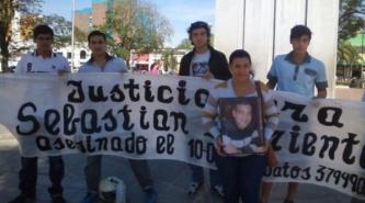 Corrientes: familiares de joven atropellado exigieron que busquen al conductor del vehiculo