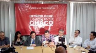 """Unión por Chaco: """"La fecha de las PASO es una cuestión que debe resolver el poder ejecutivo"""""""