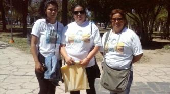 Resistencia: Familiares de Gonzalo marcharon por el centro