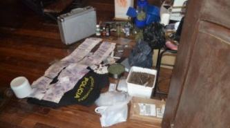 Desbaratan dos centros de ventas de drogas sintéticas en Resistencia