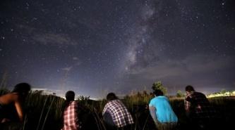 """Esta noche se podrá ver en toda la región una lluvia de estrellas """"Oriónidas"""""""