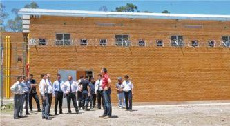 Unidad Penitenciaria Nº 1: se recorrieron las obras en ejecución que serían inauguradas en diciembre