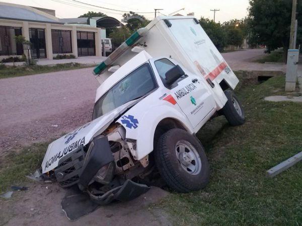 Accidente de la ambulancia: murió un joven de 15 años
