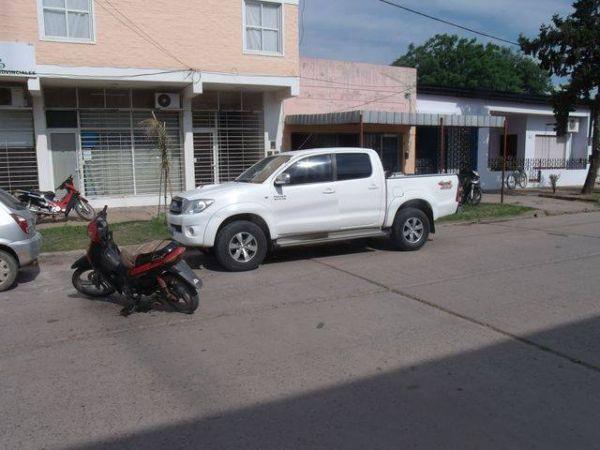 Villa Ángela: otro accidente por una puerta mal abierta