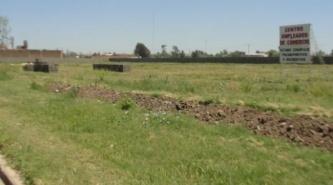 Villa Ángela: Roban bloques de hormigón armado del Complejo del Centro Empleados de Comercio