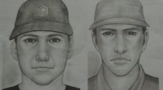 Difunden identi kit de dos personas que cometieron un robo a mano armada