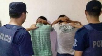Detuvieron a dos jóvenes que estarían involucrados en el robo a Nito Artaza