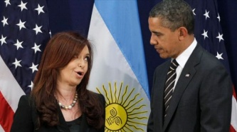 Cristina molesta con Obama, pidió explicaciones