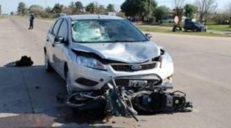 Madre y su hijo de 8 años víctimas de un fatal accidente