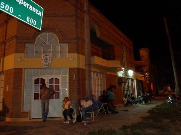 Sin DNI: denuncia 2 en Las Breñas