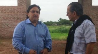 Sáenz Peña: Avanza la construcción Planta de Tratamiento de Residuos Sólidos