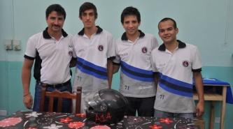 Corrientes: crearon un casco inteligente