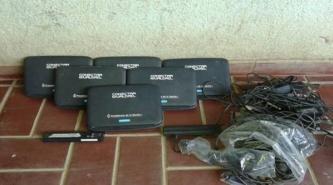 Se robaron netboks de la E.E.S. Nº 49 de Du Graty