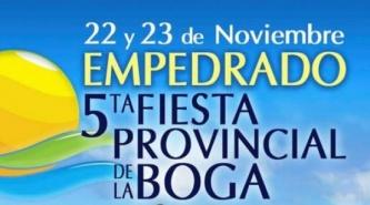 Hoy se cierra en Empedrado la 5 º Fiesta Provincial de la Boga