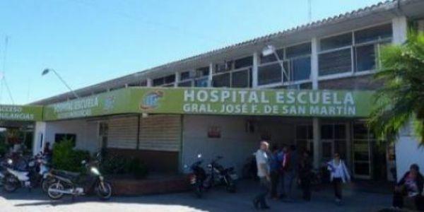 Corrientes: Peatón fue gravemente herido tras ser atropellado por una moto
