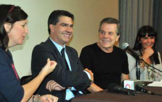 """¿ """"Coqui"""" se comunicó con el """"otro Perón"""" para que sea candidato en Buenos Aires ?"""