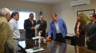 Toledo juró en el Consejo de la Magistratura en reemplazo del fallecido Ramón Ávalos