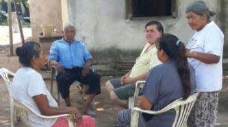 ¿Otro caso de trafico de bebé aborigen en Villa Río Bermejito?