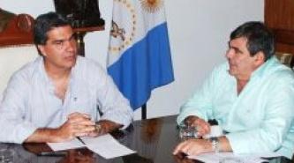 Capitanich recibió a legisladores oficialistas y opositores
