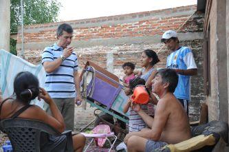 """Aguilar: """"El mantenimiento de los barrios de Resistencia es vergonzoso"""""""
