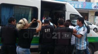 Anticipo: declaró el acusado, novio de Cecilia Gómez