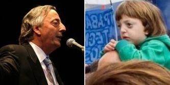 El chico con un asombroso parecido a Néstor Kichner que revolució las redes sociales